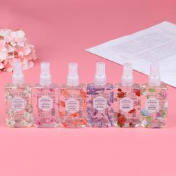100ml 6 Flavors Fragrance <font><b>Body</b></font> Mist Natu