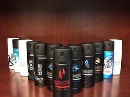 9 x AXE Deodorant Body-Spray 150 ML, 5.7 oz