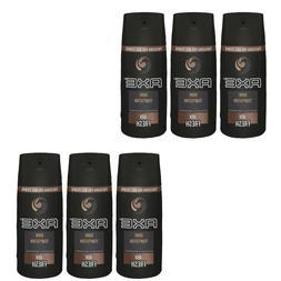2 Ct Axe 5.07 Oz Dark Temptation 48 Hour Fresh Deodorant Bod