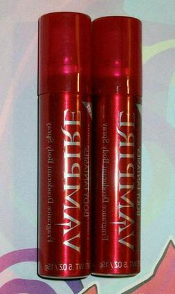 2 Body Fantasies Vampire by Parfums De Coeur Body Spray .5 o