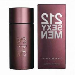 212 Sexy by Carolina Herrera for Men Eau De Toilette 3.4 OZ
