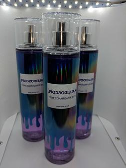 3 bath and body works kaleidoscope fine