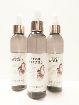 3 Bath Body Works ROSE QUARTZ Fragrance Mist Body Spray LOVE