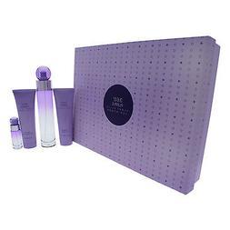 Perry Ellis 360 Purple Gift Set For Women 4 Pc