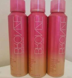 3x Victoria's Secret BRONZE INSTANT BRONZING TINTED Body Spr