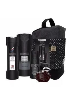 AXE 6-Pc Black & Fresh Shower Gift Set with BONUS Trial Deo