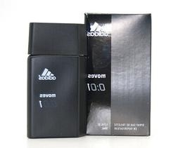 Adidas Moves 0:01 By Adidas Eau-de-toilette Spray for Men, 1
