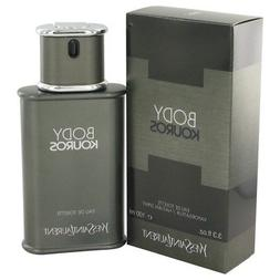 BODY KOUROS by Yves Saint Laurent 3.3 oz edt Men's Cologne S