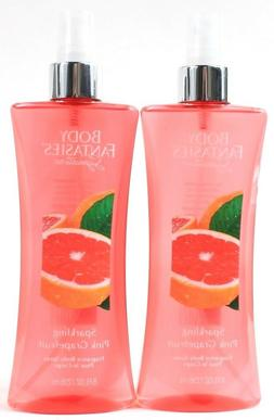 Body Fantasies Signature Sparkling Pink Grapefruit by Parfum