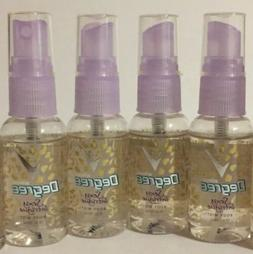 DEGREE CLASSIC ROMANCE BODY MIST SPRAY WOMEN TRAVEL SIZE 1 O