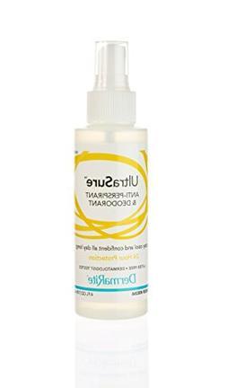 Dermarite Industries UltraSure Antiperspirant Deodorant Spra