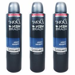 Dove Men + Care Cool Fresh 48H Anti-Perspirant Spray 8.5 Oz