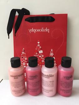 Philosophy Snow Angel 4-pc Gift Set-Body Lotion-Shower Gel-B