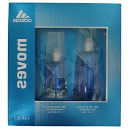 Adidas Fragrance Moves for Her 2 Piece Gift Set