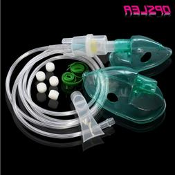 Adult Children Mask Filters Atomizer Cup Catheter Inhaler <f