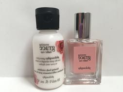 Philosophy Amazing Grace Ballet Rose Body Lotion & Spray Fra