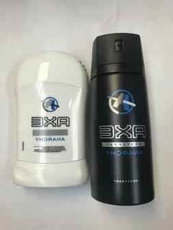 "AXE ""Anarchy For Him"" Deodorant Men Body Spray & Deodorant S"