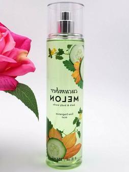 Bath and Body Works CUCUMBER MELON Fine Fragrance BODY MIST