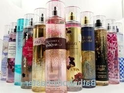Bath and Body Works FINE FRAGRANCE BODY MIST SPRAY 8 FL OZ /