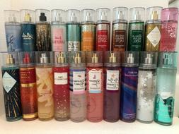 BATH & BODY WORKS FINE FRAGRANCE MIST SPRAY 8 oz each