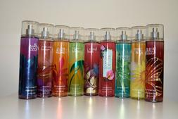 Bath And Body Works Fine Fragrance Mist Body Splash Spray 6/