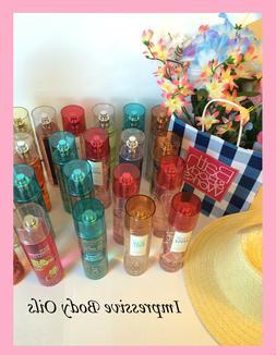 Bath And Body Works Fine Fragrance Mist Body Spray 8 Fl Oz Y