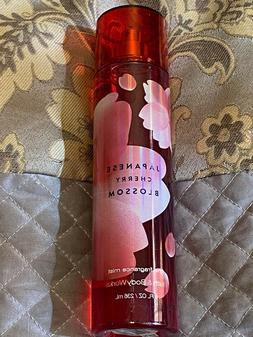 Bath and Body Works JAPANESE CHERRY BLOSSOM Fragrance Mist S