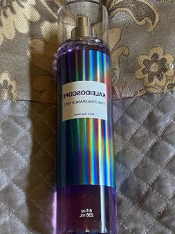 BATH AND BODY WORKS  KALEIDOSCOPE FINE FRAGRANCE MIST BODY S