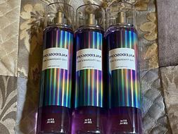 bath and body works kaleidoscope fine fragrance