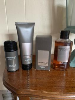 Bath And Body Works Lot 4 Men's Cologne Gel Lotion Spray T