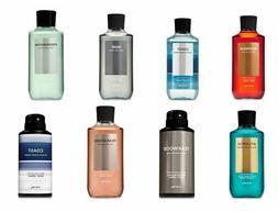 Bath & Body Works: Men's SPRAYS, HAIR/BODY WASHES, LOTIONS,