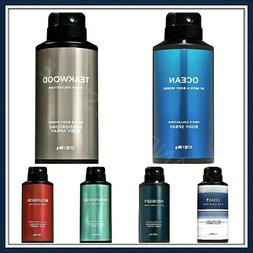 Bath & Body Works MENS Signature Collection Deodorizing Body