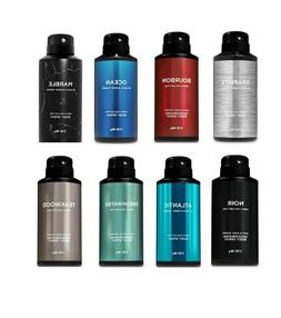 Bath and Body Works Signature Deodorizing Body Spray For Men