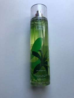 BATH & BODY WORKS WHITE CITRUS FINE FRAGRANCE MIST BODY SPRA