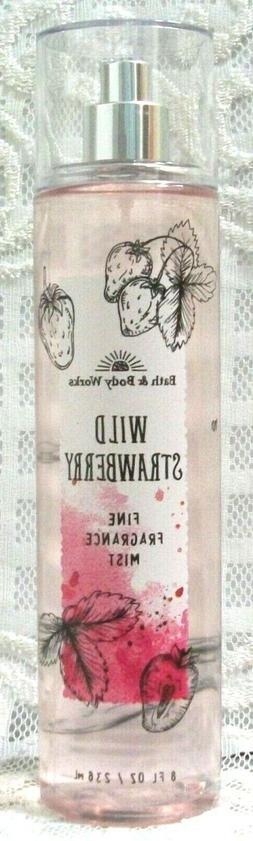 Bath & Body Works ~ WILD STRAWBERRY  ~ Fine Fragrance Mist B