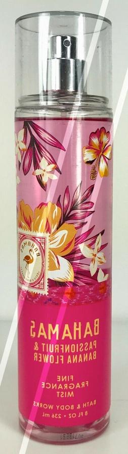 BATH BODY WORKS*BAHAMAS PASSIONFRUIT & BANANA FLOWER*Fragran