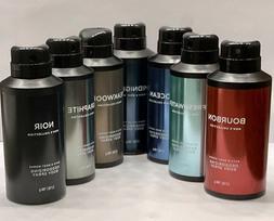 BBW Signature Deodorizing Body Spray For Men 3.7 oz  You Cho
