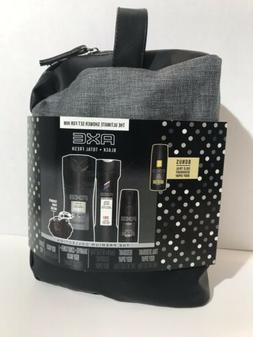 AXE 6-Pc Black & Fresh Shower Gift Set with BONUS Trial Deo