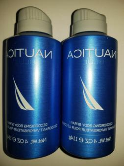 Nautica Blue Body Spray 4 oz