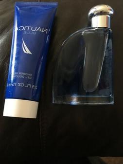 Nautica Blue Sail Eau De Toilette Spray & Deodorizing Body S