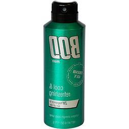 Bod Man Fresh Guy by Parfums De Coeur Deodorant Body Spray 4