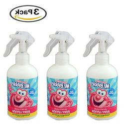 Mr. Bubble Body Lotion Trigger Spray With Shea Butter 10 Fl