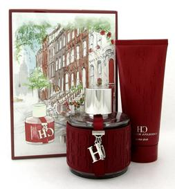 CH by Carolina Herrera Women Travel Set: 3.4oz.EDT Spray+3.4