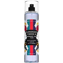Bath & Body Works CHAMOMILE & HONEY Fine Fragrance Mist