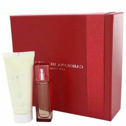 Chic Perfume By Carolina Herrera Gift Set FOR WOMEN