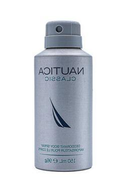 Nautica Classic by Nautica 5 / 5.0 oz Deodorant Body Spray f