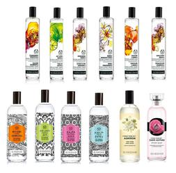 The Body Shop Classic Fragrance Mists - Pick Your Favorite S