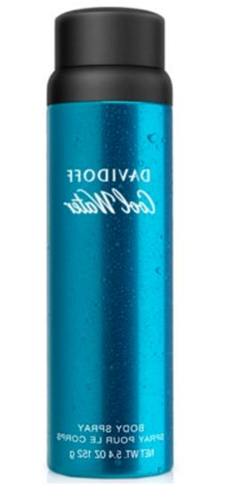 Davidoff Cool Water Body Spray for Him, 5.4 oz