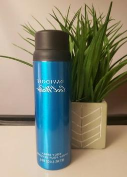 Cool Water by Davidoff for Men Body Spray 5.4 oz  **NEW - NE