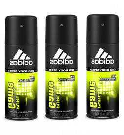 Adidas Deodorant 24h Fresh Power Men Body Spray 5oz /150ml P